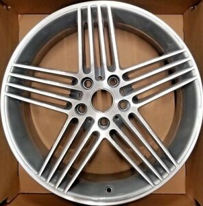 2011 2015 Bmw Alpina B7 19 x8 5 Factory Oem Front Wheel Rim 71460 7980144