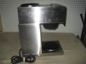 Bloomfield Koffee King 8543 Commercial Pour Over Coffee Brewer Machine Bunn Cafe