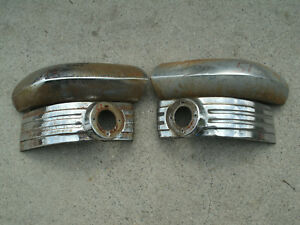 1951 Ford Grille Corners