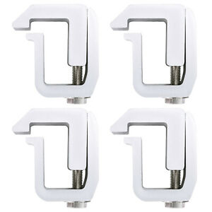Chevy Gmc Dodge Ram 1500 Ford F150 Truck Cap Camper Shell Mount Clamps Set Of 4