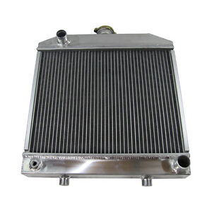 Sba310100031 For Ford new Holland Nh 1000 1500 1600 1700 Tractor Radiator 2 Row
