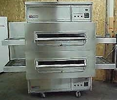 Middleby Marshall Ps360wb Double Stack Gas Conveyor Pizza Oven Warranty Avail