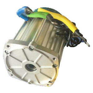 60v 2000w Dc Motor Electric Tricycle Motor High Power Electric Vehicle Motor