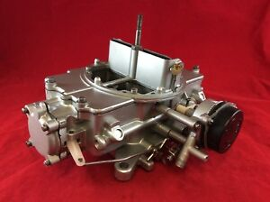 Rebuilt Autolite 4100 4 Barrel Carburetor 1 12 252 Ci Manual Trans 1964 Ford