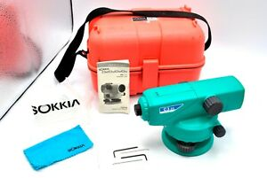 Sokkia C 330 C330 Automatic Level Optical Telescope Auto Leveler Surveying Tool