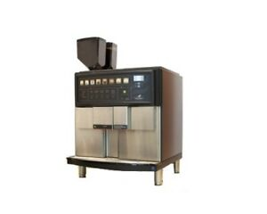 concordia Xpress 6 Espresso Machine With Syrup Pumps Used