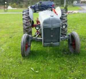1943 Ford 2n Tractor