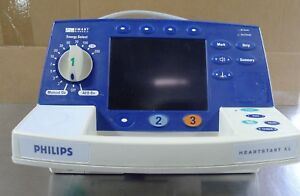 Philips Heartstart Xl Used