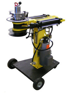 Yellow Jacket 180 Degree Hydraulic Pipe Tube Bender Up To 2 5 Tube Or Pipe