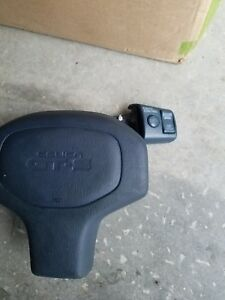 89 Toyota Celica Gt S Horn Switch Steering Wheel Center Cruise Control