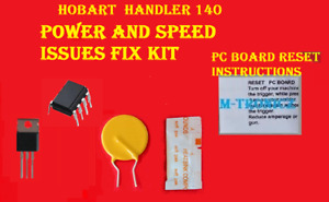Hobart Handler 140 256985 238877 Power And Speed Issues Fix Repair Kit