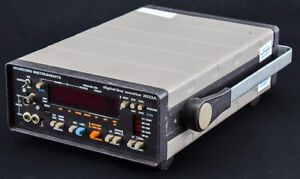 Marconi Instruments 2833a Portable Benchtop Digital Line Monitor