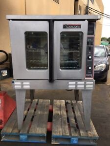 Garland Master Convection Oven Series 200 Electric