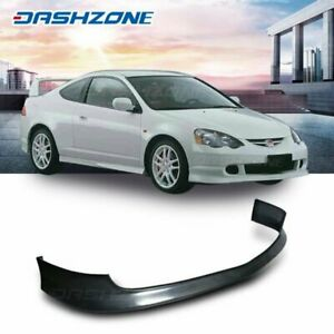 Tr Poly Urethane Front Bumper Lip Spoiler Body Kits Fit 2002 2004 Acura Rsx