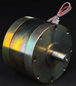 Placid Industries C130 24 1000rpm 130lb in Electrical Magnetic Particle Clutch