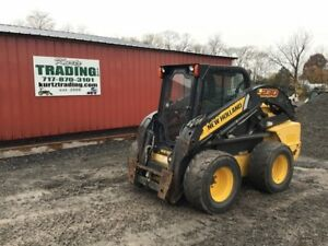 2011 New Holland L230 Skid Steer Loader W Cab Coming Soon