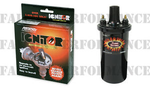 Pertronix Ignitor Coil Chrysler Hudson Packard 8cyl W Autolite Distributor 6volt