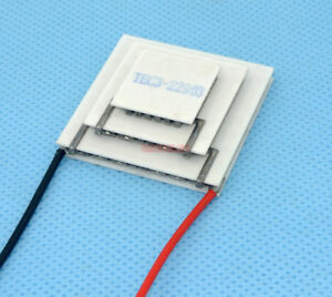 3 stage Thermoelectric Cooler Modules 3a 16v 11 1w Tec3 22903