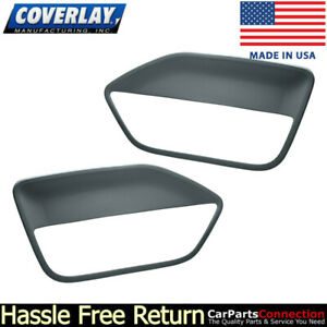 Coverlay Replacement Door Panel Insert Slate Gray 12 59 sgr For Ford Mustang