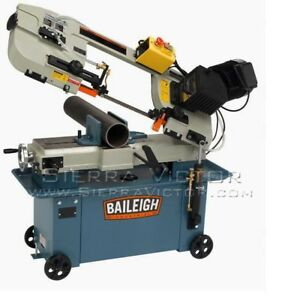 Baileigh Metal Cutting Band Saw Bs 712m