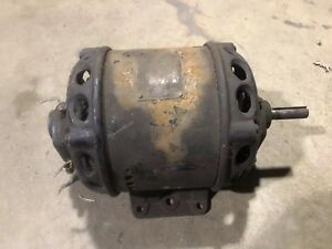 Antique Vintage Century 1 4 Hp Electric Motor Untested 110v
