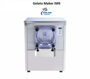 New Gelato Ice Cream Frozen Yogurt Maker Machine Freezer Display Cases Im9