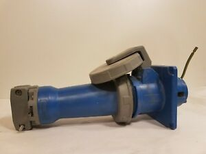Hubbell Pin And Sleeve Plug 4100r9w 4100p9w Wet And Damp Locations