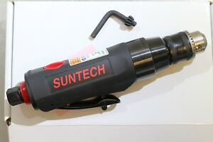 Suntech Straight 3 8 Composite Pneumatic Air Drill 2 500 Rpm Jacobs Chuck