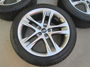 19 Lincoln Mkz Continental Factory Wheels Rims Tires