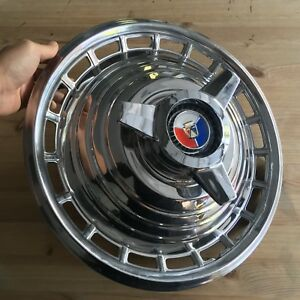 1963 Ford Galaxie 500 Xl Falcon Fairlane Spinner Hubcap Hub Cap Wheel Cover 14