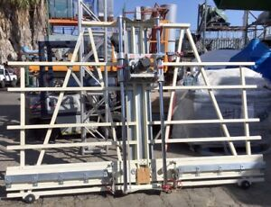 Nice Safety Speed Cut Heavy Duty Vertical Panel Saw 3400 3 1 4 Hp