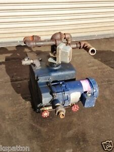 Shipco Hydraulic Pump Model 62 dc 1 2 Hp Small Unit