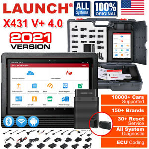 Launch Crp429 Obdii Diagnostic Scanner Scan Tool Sas Srs Abs Bms Dpf Epb Immo