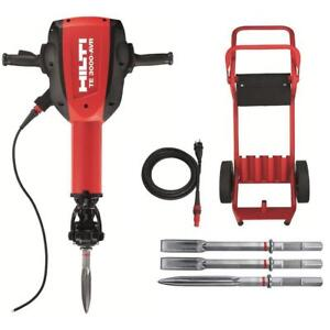 New Hilti Te 3000 avr Demolition Jackhammer