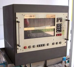 Schenck Trebel Balancer Model Cab590 Control Unit For Balancing Machine