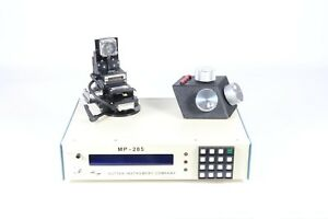 Sutter Instrument Mp 285 Microscope Controller With Accessories