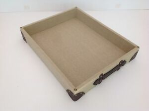 Pottery Barn Hawthorne Desk Tray New Msrp 59 00 Sold Out At Pb Rare
