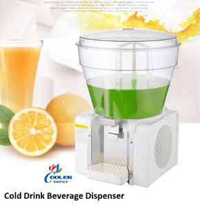 New Cold Beverage Juice Drink Dispenser Machine Agua Fresca Bowl Model Bd6