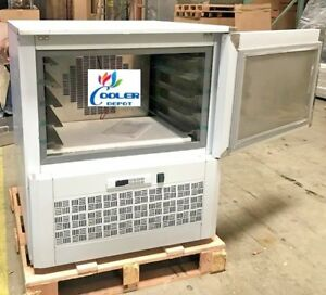 New Commercial Shock Freezer Blast Chiller Model Bl5 Stainless Steel 40f