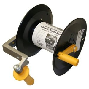 Baygard Electric Fence Tape While Reel Easy System Spool 00221