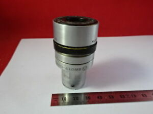 Bausch Lomb 537034 Stereo Eyepiece Microscope Part Optics As Is