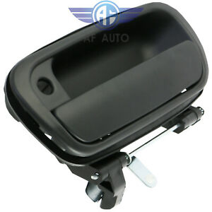 New Black Rear Tail Gate Tailgate Handle For 2000 06 Toyota Tundra Pickup Truck