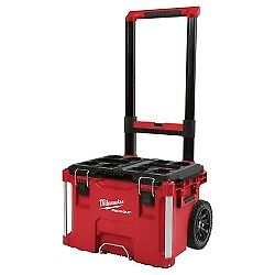 Milwaukee Electric Tools Mlw48 22 8426 Packout Rolling Tool Box