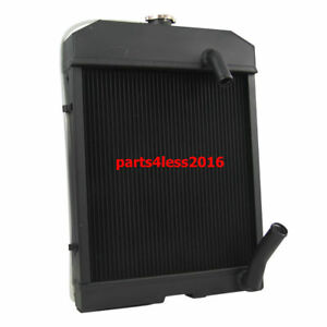 For Ford new Holland Nca8005 600 601 700 701 800 2000 4000 Naa Tractor Radiator