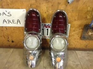 1955 Buick Tail Lights