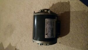 Emerson Ac Electric Motor S55nxnsn 7294 1 3hp New