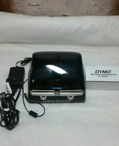 Dymo Label Writer 450 Twin Turbo Label Printer Model 1750160 With Usb And Power