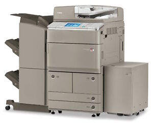 Canon Imagerunner 6255 Copier Printer Quality Color Best Value