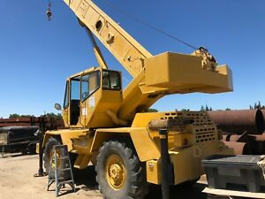 1986 Grove Rt418 Crane 18 ton Capacity