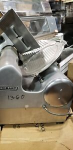 Hobart 1712m Automatic Or Manual 12 Deli Meat Cheese Food Slicer 1360
